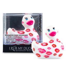 I Rub My Duckie 2.0 Romance White & Pink