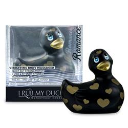 I Rub My Duckie 2.0 Romance Black & Gold