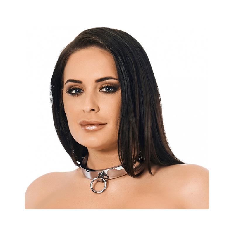 Slave Collar-Ř 12 CM.