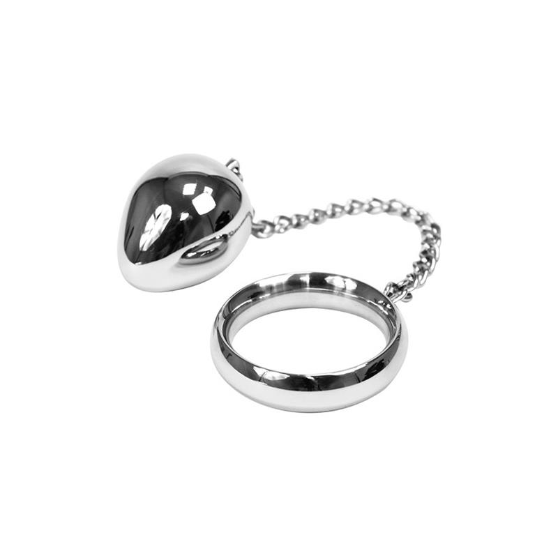 Donut ring with anal egg-Ř 40 MM