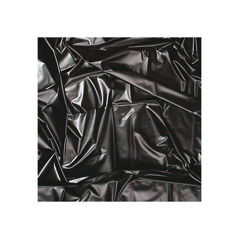 Joy Division Wet hry Area prostěradlo 180 x 260 cm Black