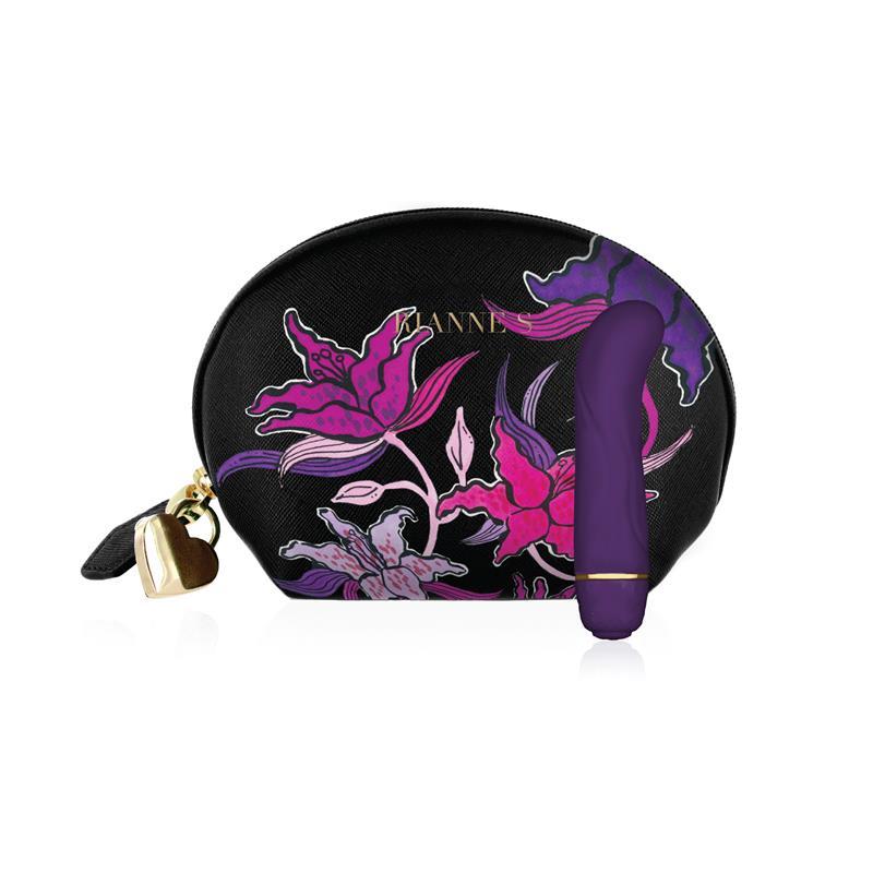 Stimulator Mini G Floral Purple