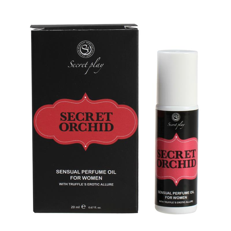 Secret Play Secret Orchid Oil Perfume 20 ml