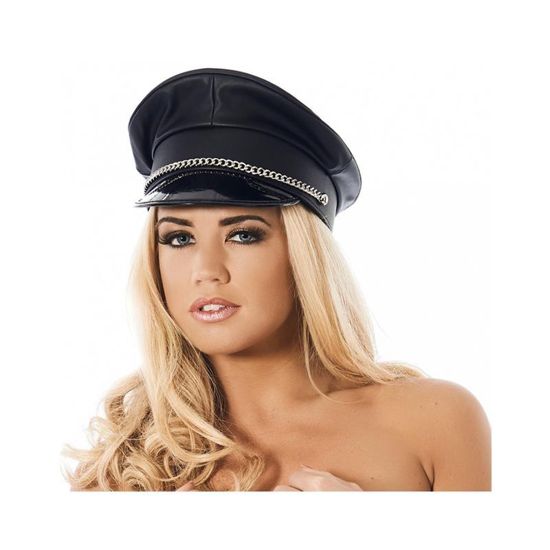 Police Cap Velikost: S/M