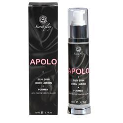 Loción Piel de Seda Apolo 50 ml.