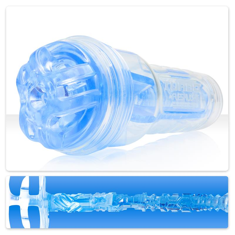 Fleshlight Turbo Blue Ice Ignition