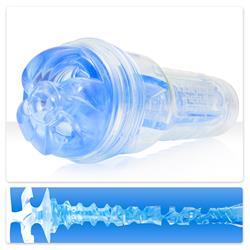 Fleshlight Turbo Blue Ice Textura Thrust.