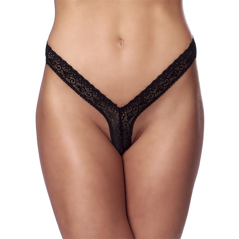 Panties Black One Size