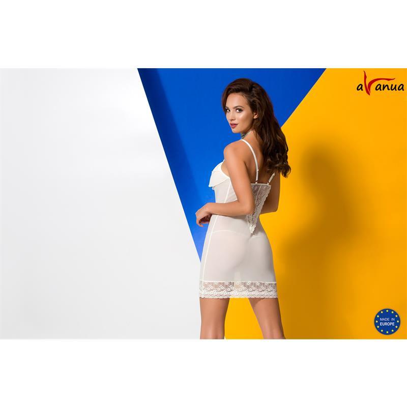 ARIEL košilka White Velikost: S / M