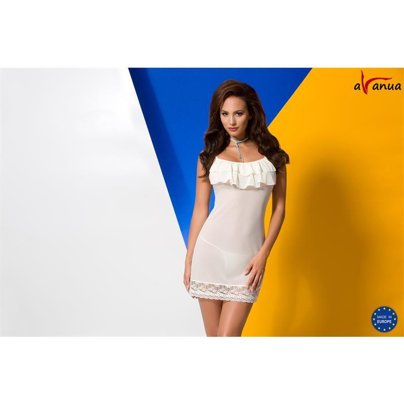 ARIEL košilka White Velikost: L / XL
