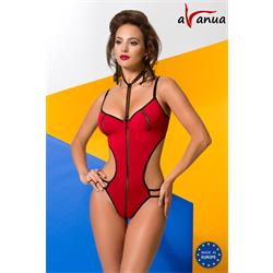 COLINE BODY red S/M - Avanua