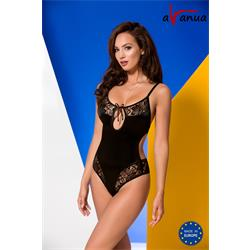 MAXIME BODY black S/M - Avanua