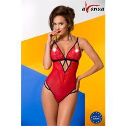SALOME BODY red S/M - Avanua