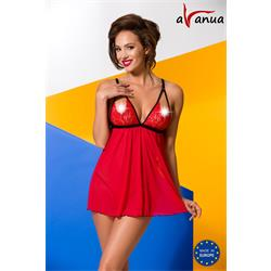 SALOME CHEMISE red S/M - Avanua