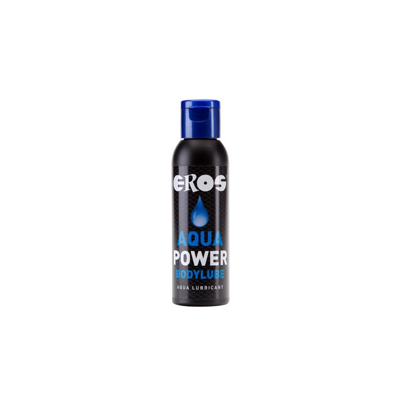 Lubricante a Base de Agua Aqua Power 50 ml de EROS #satisfactoys