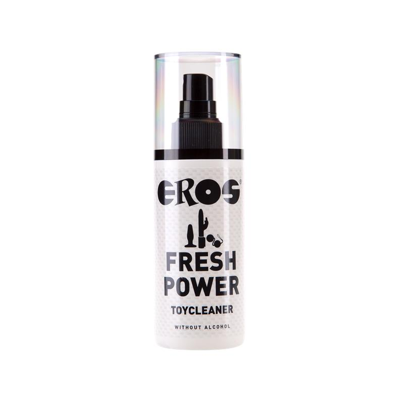 Limpiador de Juguetes Fresh Power 125 ml de EROS #satisfactoys