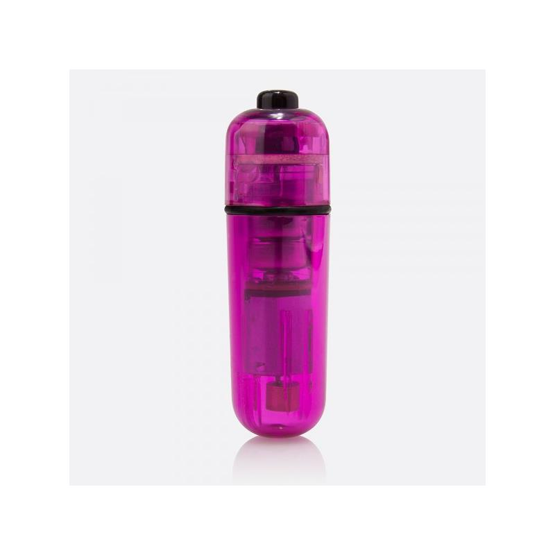 1 Touch Super Powered Bullet Mini-Vibe Purple