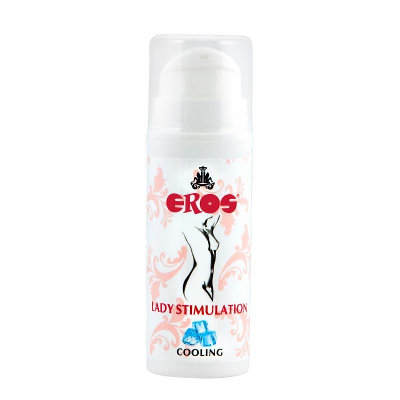 Gel Estimulante Efecto Frio Lady 30 ml de EROS #satisfactoys