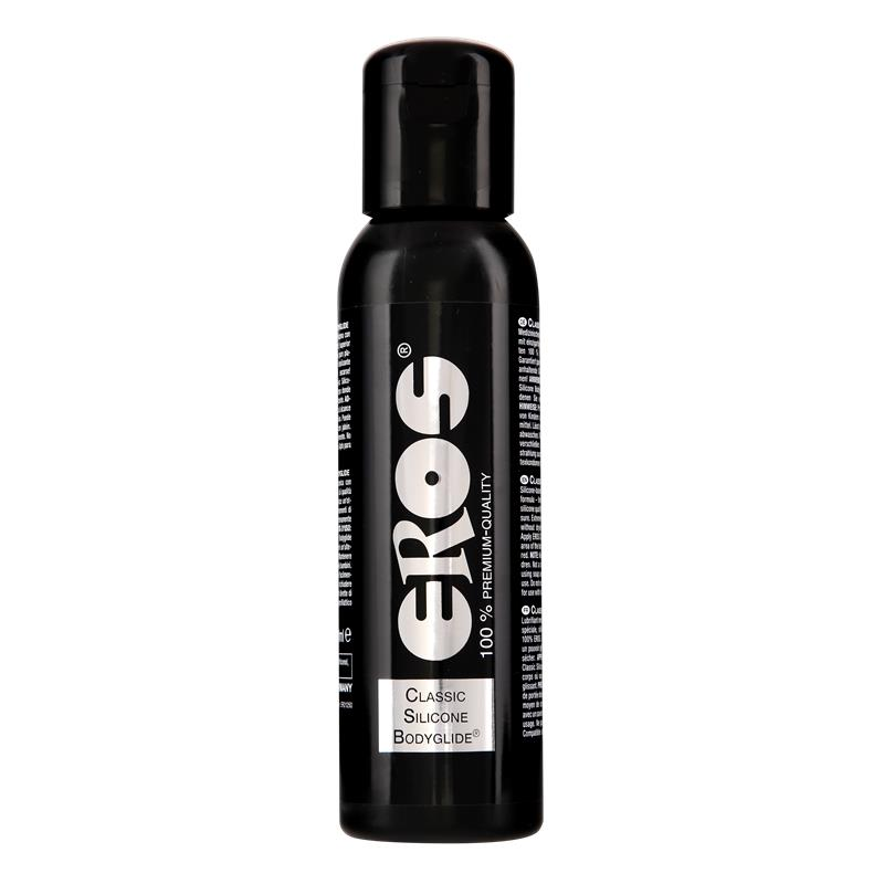 Lubricante Silicona Clásico Bodyglide 250 ml de EROS #satisfactoys