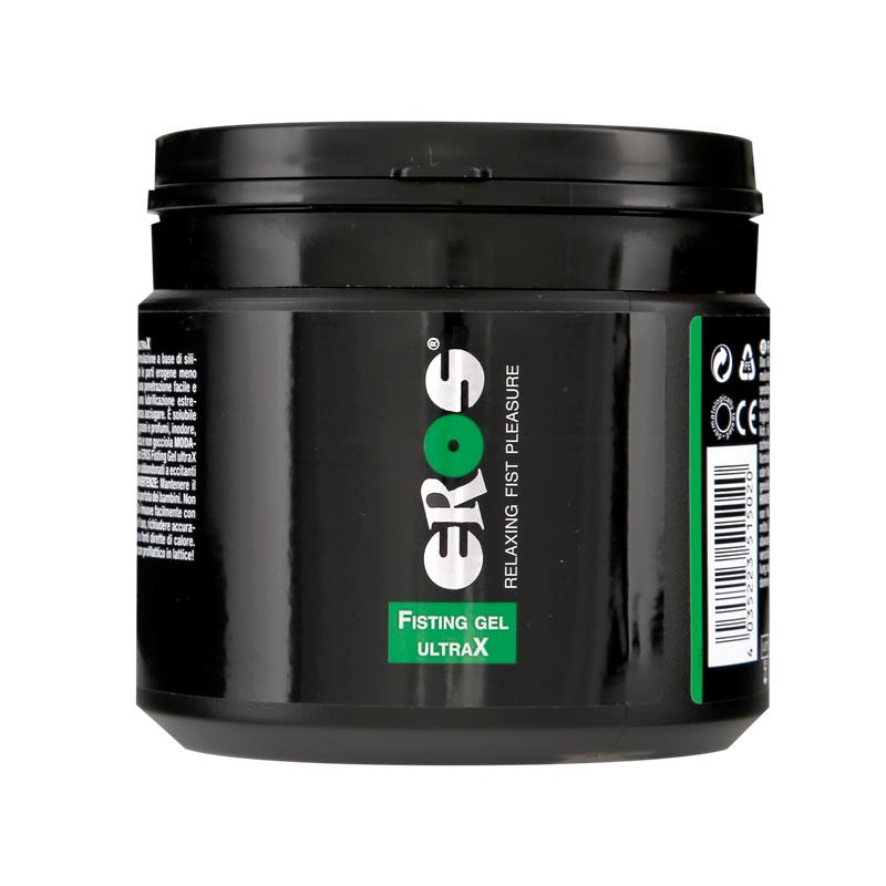 Gel Fisting Silicona UltraX 500 ml de EROS #satisfactoys