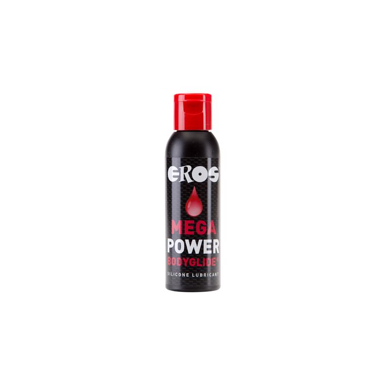 Lubricante Base Agua Mega Power Bodyglide 50 ml de EROS #satisfactoys