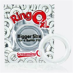 Screaming O Ring O XL Clear