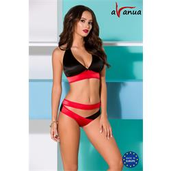HARPER SET red S/M - Avanua