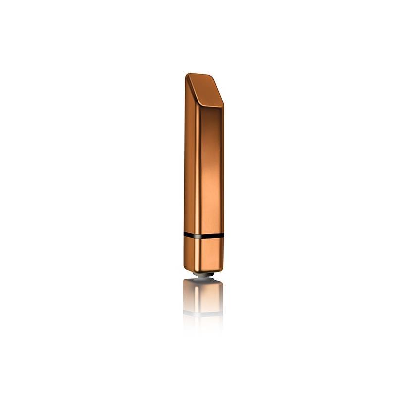 Vibrační Bullet Bamboo Sunburst Copper