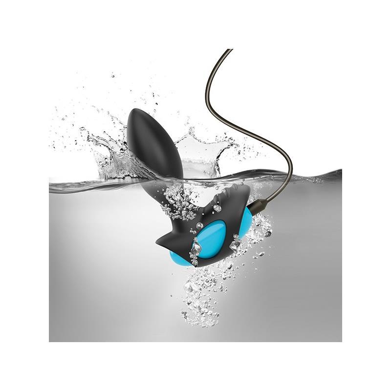 Anální stimulátor Men-X Varex Black and Blue