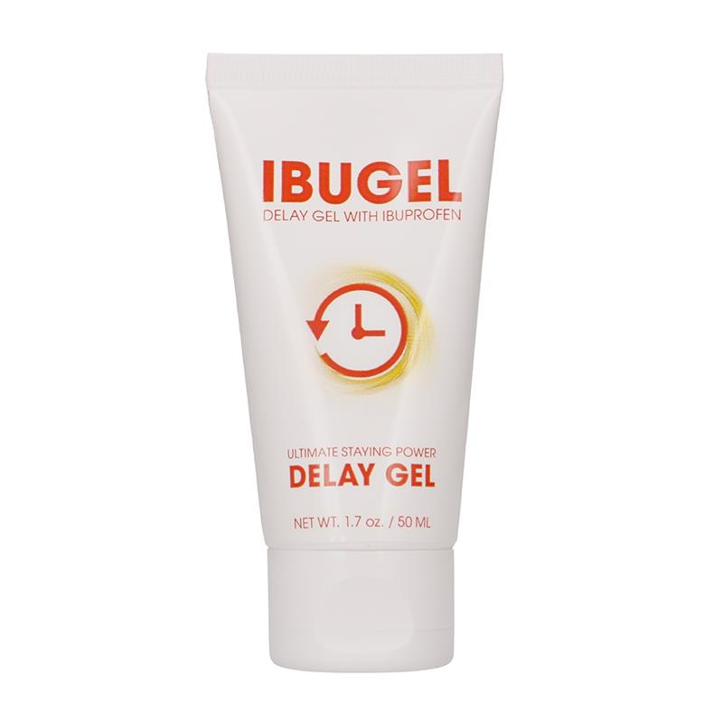 Gel Retardante IbuGel 50 ml de PHARMQUESTS #satisfactoys