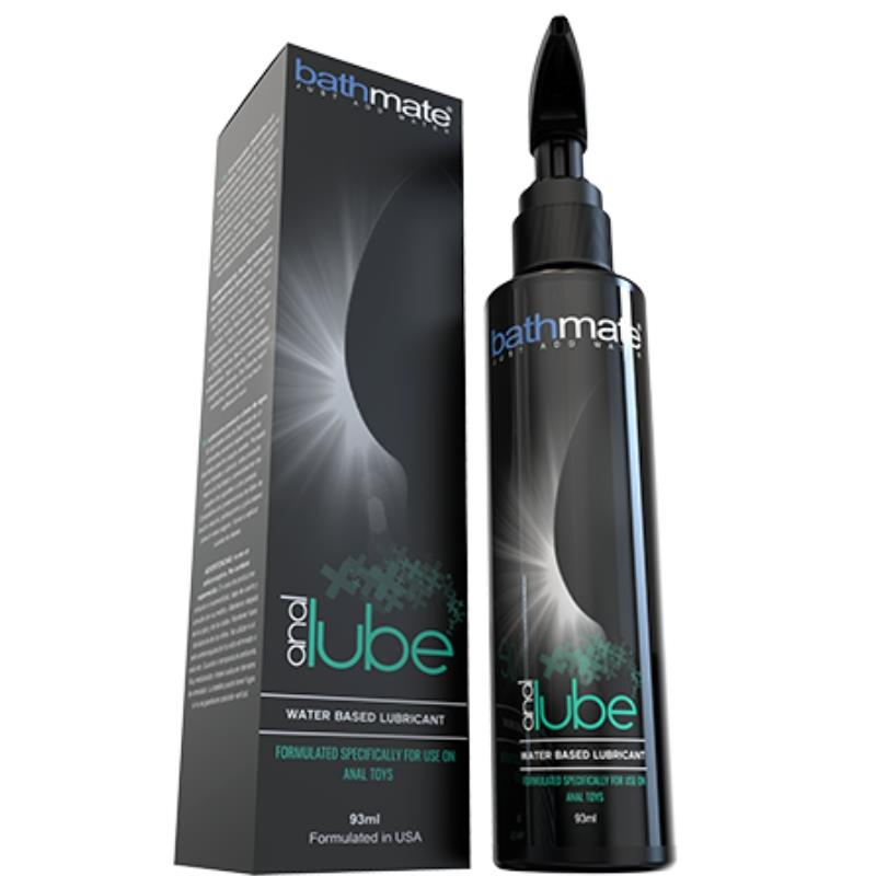 Anal Lube Premium Water Base 93 ml