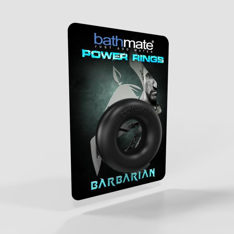 Barbarian Power Ring