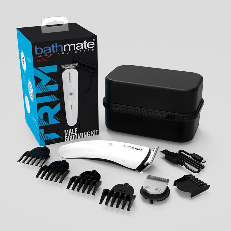 Kit de Depilación Masculina Trim de BATHMATE #satisfactoys
