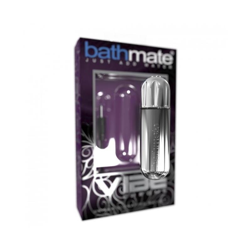 Bala Vibradora Cromado de BATHMATE #satisfactoys
