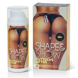 3B: Shape&Show Buttocks lifter (50ml) (en/de/fr/es