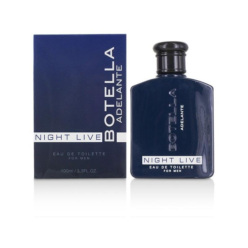 Perfume con Feromonas Night Live Men 100 ml de COBECO PHARMA #satisfactoys