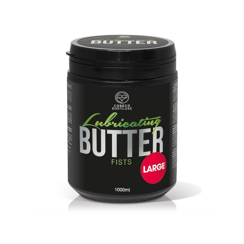 CBL Lubricante Anal Butter Fists 1000 ml de COBECO PHARMA #satisfactoys