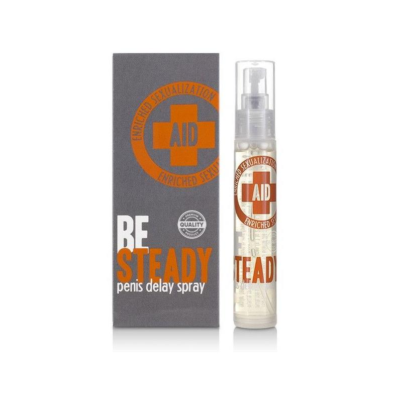 AID Spray Retardante Be Steady 12 ml de COBECO PHARMA #satisfactoys