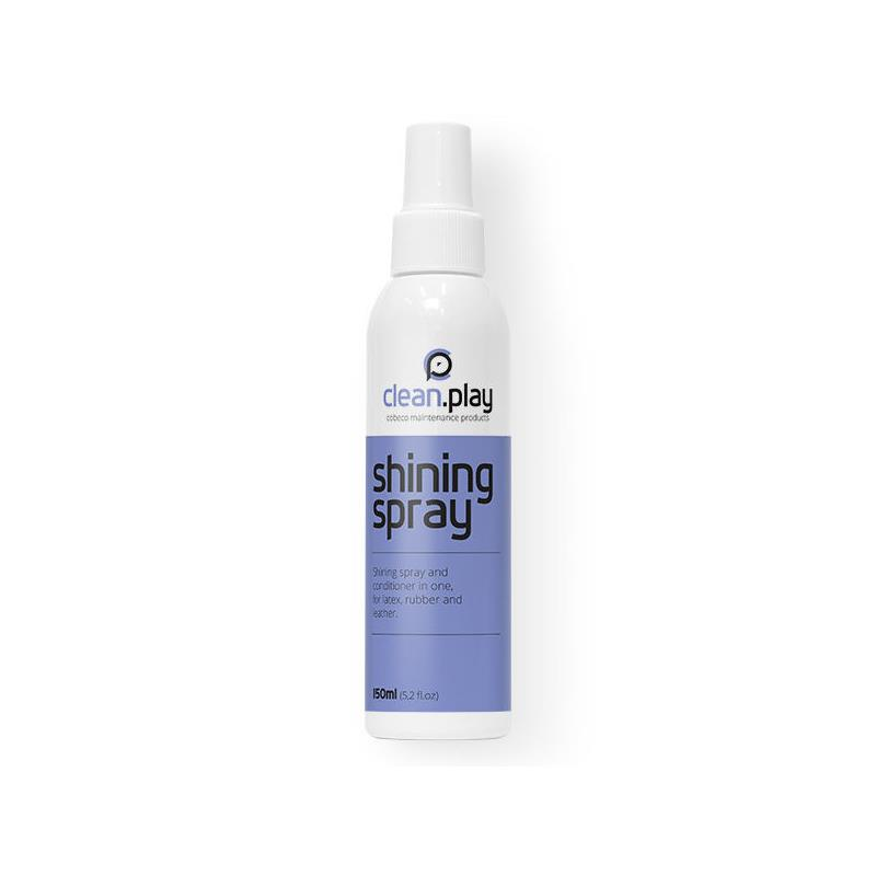 CleanPlay Svítící Spray 150 ml
