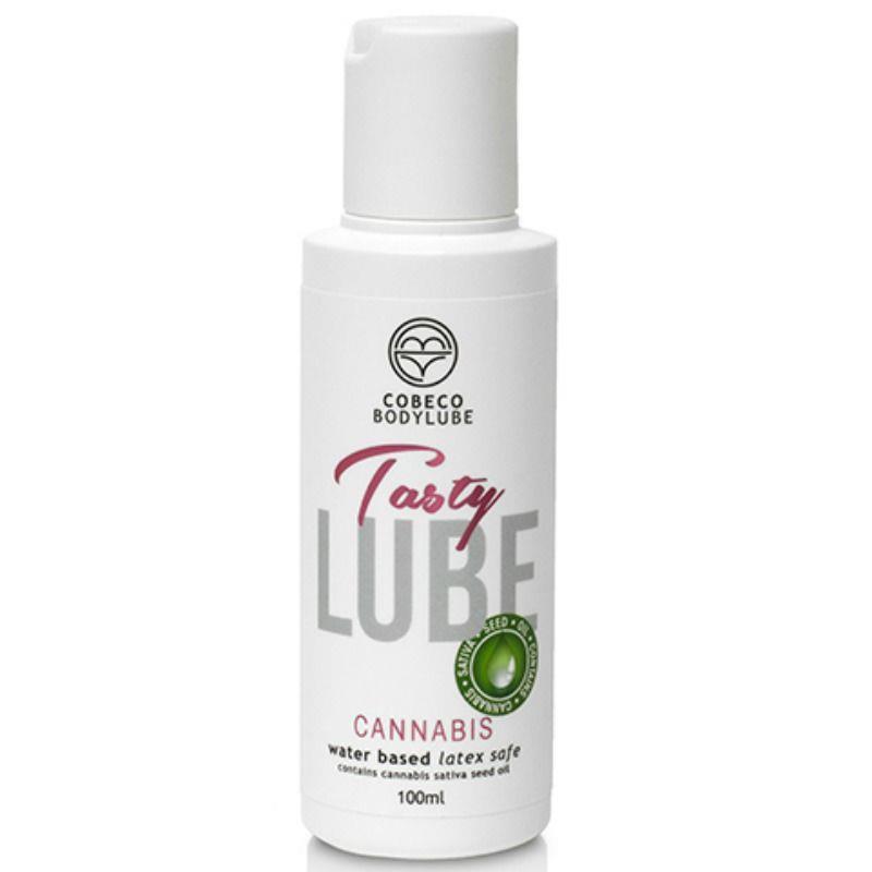 CBL Tasty Lube Cannabis 100 ml