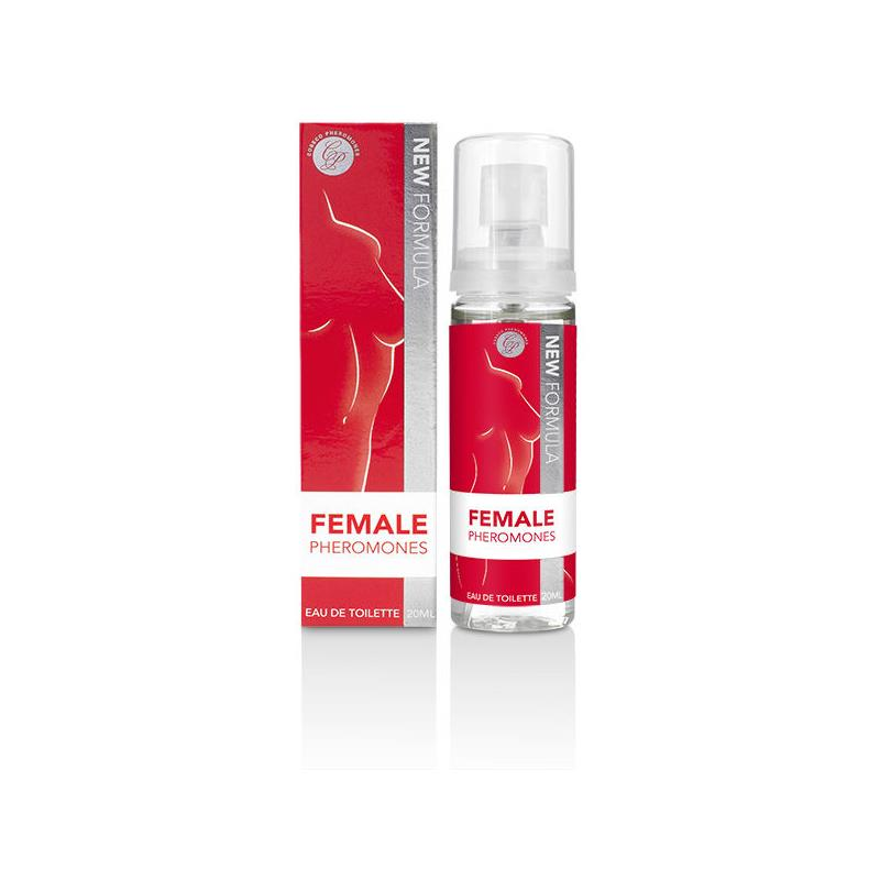 Perfume con Peromonas Femenino 20 ml de COBECO PHARMA #satisfactoys