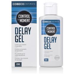 Cobeco Intimate Delay Gel Men (85ml) (en/de/fr/es/