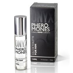 Onyx, pheromone men, Toilette (14ml) (en/de/fr/nl)