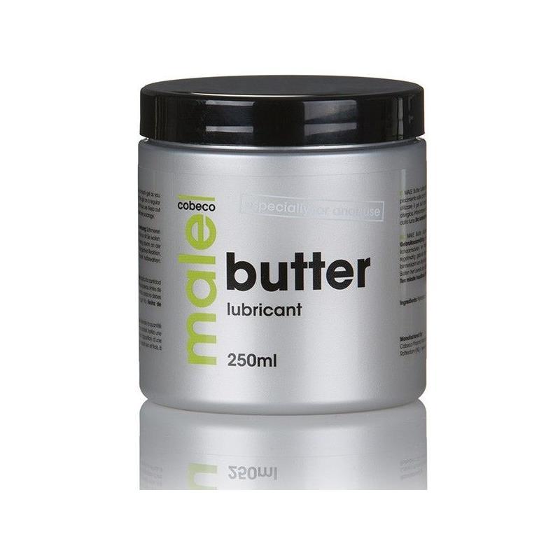 Male Lubricante Butter 250 ml de COBECO PHARMA #satisfactoys