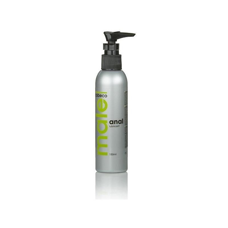 Male Lubricante Anal Base Agua 150 ml de COBECO PHARMA #satisfactoys