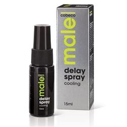 MALE Cobeco Delay Spray Cooling (15ml) (en/de/fr/e