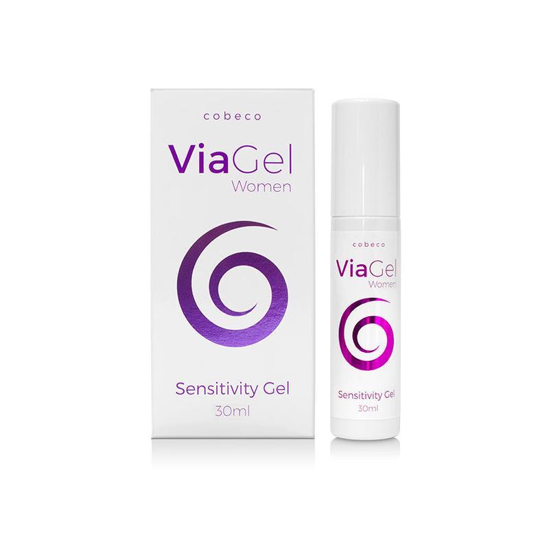 Gel Sensibilizante ViaGel Mujer 30 ml de COBECO PHARMA #satisfactoys