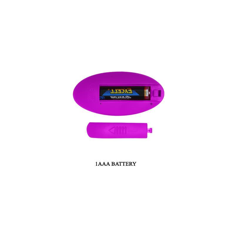 Vibrador para Parejas Algernon Control Remoto USB (7)