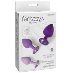 Fantasy For Her - Her Little Gems Trainer Set