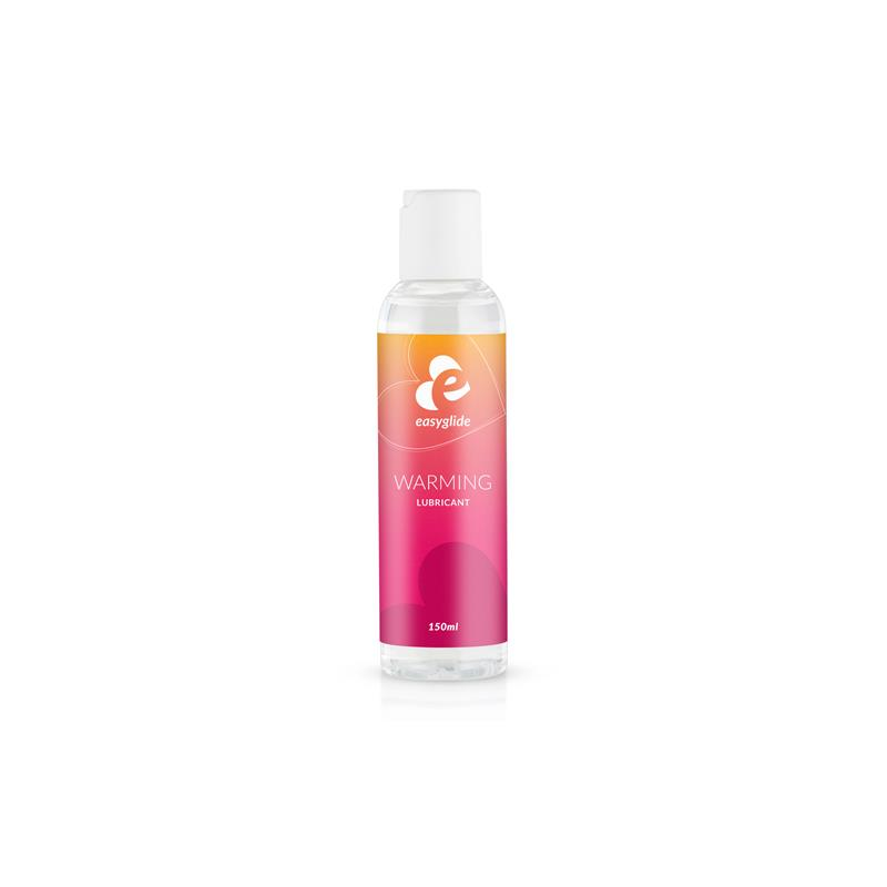 Lubricante Base Agua Efecto Calor 150 ml de EASYGLIDE #satisfactoys